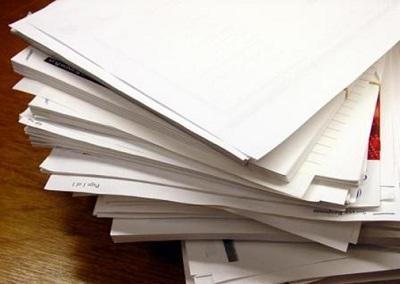حفاظت از اسناد با کاغذ ضد آتش