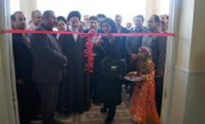 افتتاح دو کتابخانه در شهرستان مهر، استان فارس