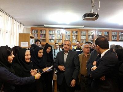 کتابگردی مسجدجامعی در کتابفروشی قدیانی، شورای کتاب کودک و قدیمیترین دکه کتابفروشی تهران