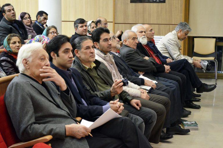 شب رودکی در کانون زبان فارسی برگزار شد