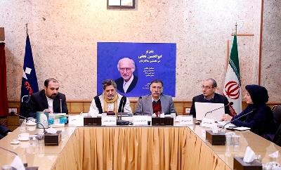 ابوالحسن نجفی دلش برای زبان و هویت ایران میسوخت