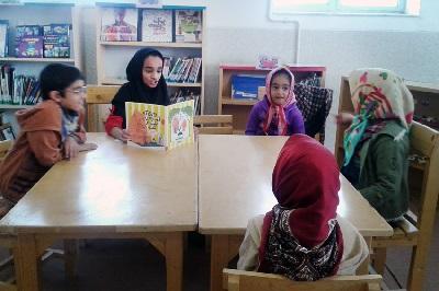 برگزاری نشست کتابخوان در استان یزد