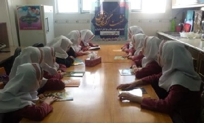 برگزاری نشست «کتابخوان» ویژه دانشآموزان در ایلام