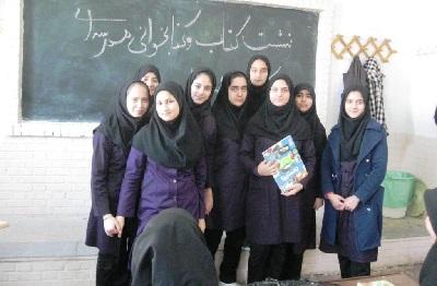 مسجد،مدرسه و کتابخانه میزبان نشستهای کتابخوان شهرستان جغتای