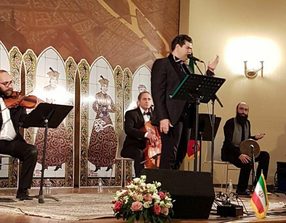 برگزاری جشن نوروز در فرانسه درحاشیه حضور ایران در نمایشگاه کتاب پاریس