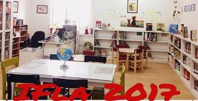 پذیرفته شدن پوستر بخش کودک کتابخانه مرکزی دانشگاه شهید بهشتی در ایفلا 2017
