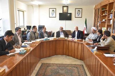 جلسه انجمن کتابخانههای عمومی استان فارس برگزار شد