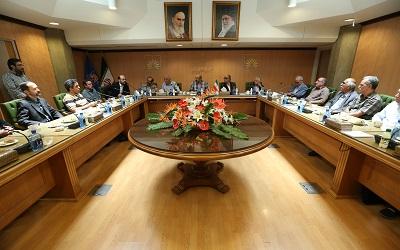 نخستین نشست هم اندیشی اهالی قلم در کتابخانه ملی برگزار شد