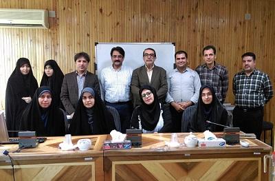 نشست کمیته علم سنجی کنگره متخصصان اطلاعات برگزار شد