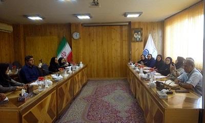 اولین جلسه کمیته کتابخانه های تخصصی برگزار شد