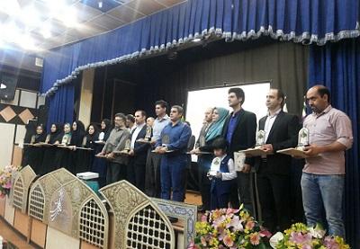 آیین اختتامیه هفتمین جشنواره کتابخوانی رضوی در تهران برگزار شد