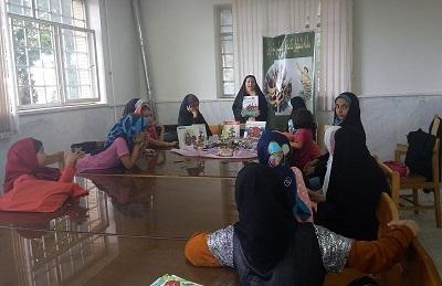 نشست کتابخوان در دلیجان استان مرکزی برگزار شد