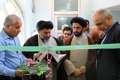 کتابخانه عمومی آیتالله خامنهای شهرستان اهواز بازگشایی شد