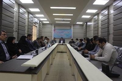 دومین جلسه شورای اداری استان ایلام برگزار شد