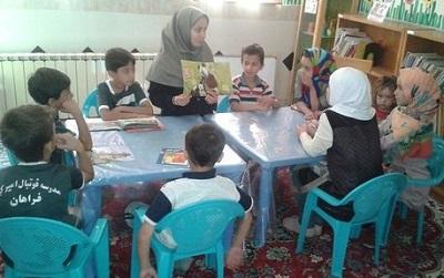 برگزاری برنامههای متنوع فرهنگی در کتابخانههای عمومی استان مرکزی