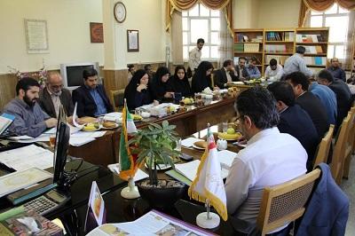 جلسه شورای اداری کتابخانههای عمومی استان مرکزی برگزار شد