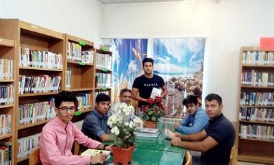 برگزاری نشست کتابخوان در اسلامشهر