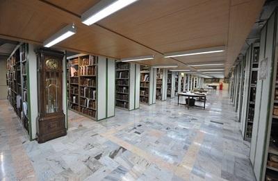 500 نسخة نفيس از آثار ملاهادی سبزواری در کتابخانۀ مرکزی آستان قدس رضوی