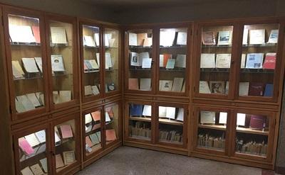 نمایشگاه دائمی «آموزش و پرورش ایران در گذر زمان» در کتابخانه آیتالله العظمی بروجردی