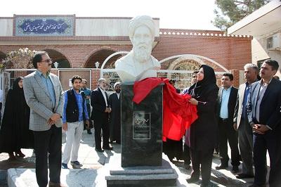 بازگشایی قدیمیترین کتابخانه عمومی در شهرستان بافق