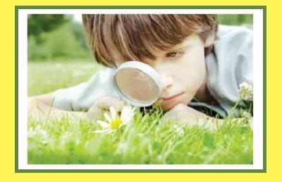 تجربه طبیعت برای کودکان