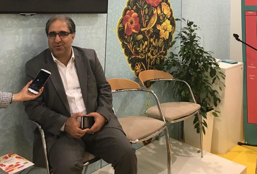 ماهیت نمایشگاه کتاب تهران با فرانکفورت متفاوت است/نمایشگاه تهران در اولینها مانده است