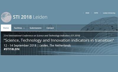 بیست و سومین کنفرانس بین المللی شاخص های علم و فناوری برگزار می شود