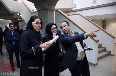 دومین گزارش تصویری از نخستین روز سومین کنگره متخصصان علوم اطلاعات