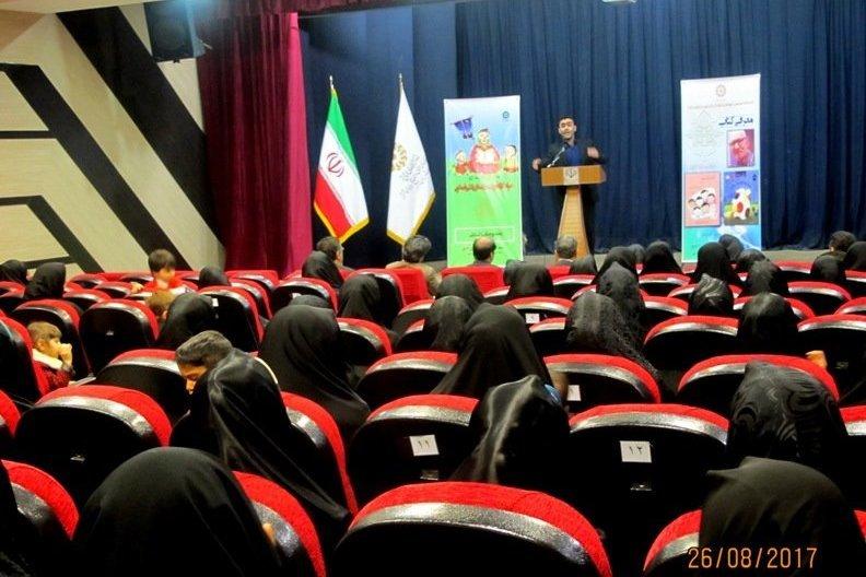 برگزاری کارگاه آموزشی «مادران قصهگو» در آذرشهر آذربایجان شرقی