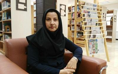 مژگان حمیدپور: مردم کتابداران را امین خود میدانند