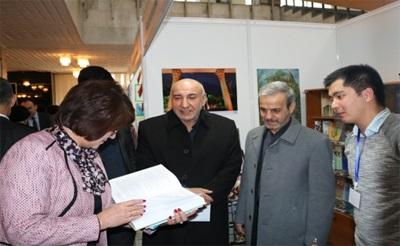 شرکت انتشارات الهدی در دومین نمایشگاه بینالمللی کتاب بیشکک