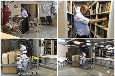 اهدای بیش از 30 هزار منبع در سومین فراخوان سازمان اسناد و کتابخانه ملی ایران