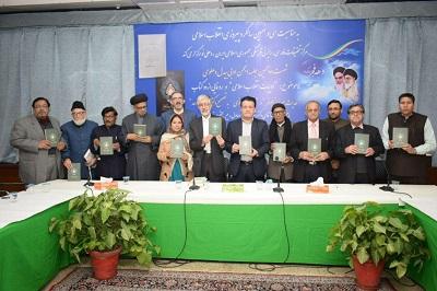 نشست انجمن ادبی بیدل با حضور رییس بنیاد سعدی در دهلی برگزار شد