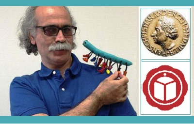 How did Farhad Hassanzadeh become a H.C. Andersen award nominee?