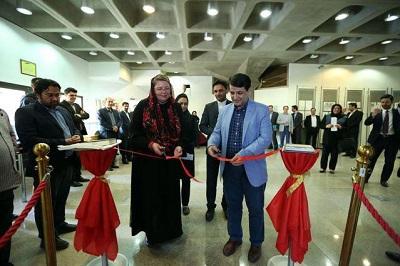 گشایش نمایشگاه نسخ خطی فارسی اسلواکی در موزه کتاب و میراث مستند ایران