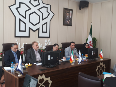 جلسه مشترک کتابخانه مرکزی دانشگاه علامه طباطبایی با انجمن کتابداری ایران برگزار شد