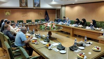 نشست مشترک کارگروههای تدوین استاندارد کتابخانههای عمومی ایران برگزار شد