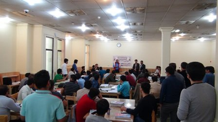کارگاه آموزشی ایمنی و زلزله در  یاسوج استان کهگلویه و بویر احمد