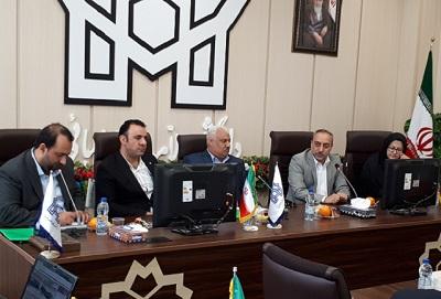 بازدید رؤسای کتابخانههای دانشگاههای عراق از کتابخانه دانشگاه علامه