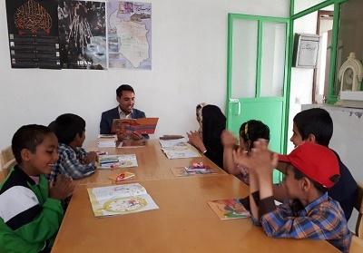 جلسات شعرخوانی و قصهگویی در کتابخانههای شهرستان خوسف خراسان جنوبی برگزار شد