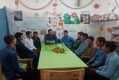 برگزاری برنامههای فرهنگی در کتابخانههای شهرستان درمیان در خراسان جنوبی