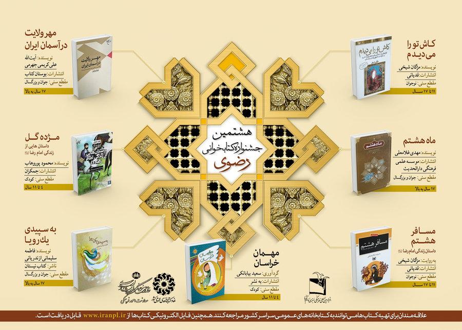 مشارکت ارتش جمهوری اسلامی ایران در برگزاری هشتمین جشنواره کتابخوانی رضوی