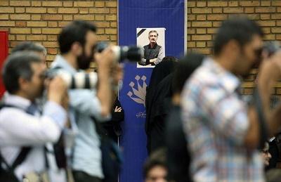 وداع با «سیدمحمدامین قانعیراد» در دانشکده علوم اجتماعی دانشگاه تهران