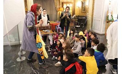برنامه «قصه و بازی با مکعب» به مناسبت روز جهانی چپدستها