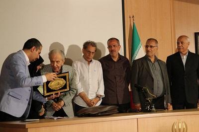 آیین بزرگداشت «حسن توفیق» در کتابخانه ملی ایران برگزار شد