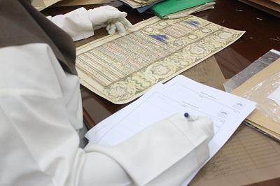 فهرست نویسی بیش از190هزار برگ اسناد در کتابخانه ملی یزد