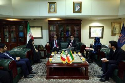تبادل منابع بین کتابخانه ملی ایران و کتابخانه تخصصی پالرمو