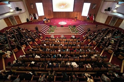 نخستین روز نشست «صلح از نظرگاهِ مولانا» با حضور مولاناشناسانِ کشورهای فارسیزبان