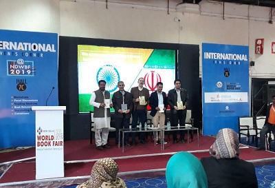 امضای قرارداد با ناشری از هند برای چاپ 4 عنوان کتاب ایرانی
