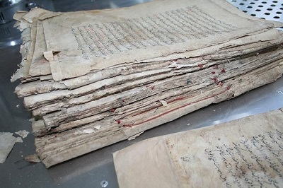 دوره آموزشی «حفاظت و مرمت آثار كاغذی» برای مدیران کتابخانه های پاکستان
